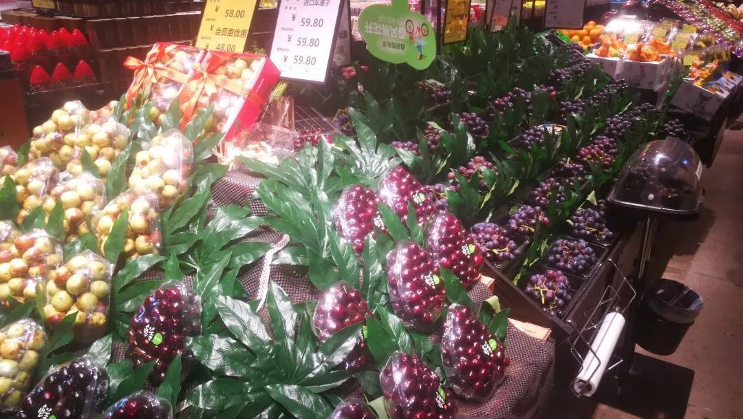 精品水果店加盟